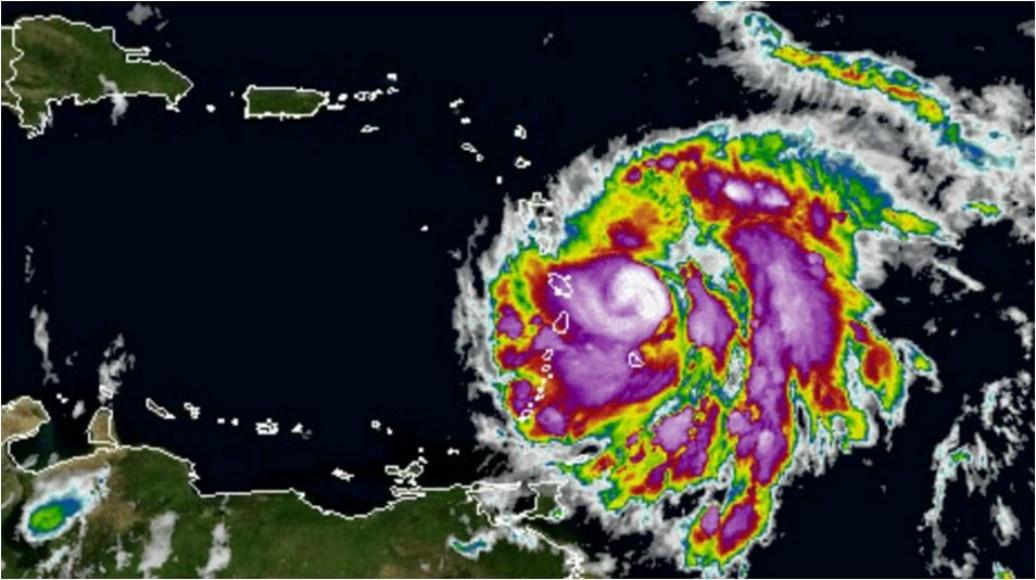 Puerto rico declarado en estado de emergencia por hurac n - Puerto rico huracan maria ...