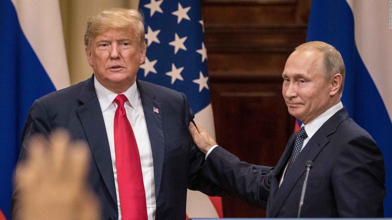 Putin señala a EE.UU. como responsables de aumentar el riesgo de una guerra  nuclear