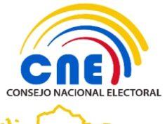 Elecciones Generales Ecuador 2021 Poster